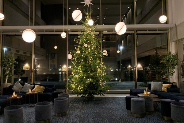 Julebord på Norges Sørligste hotell